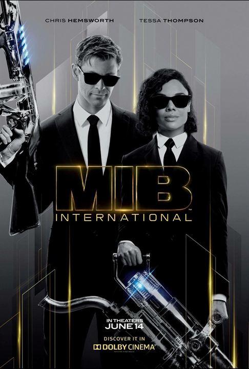 Men In Black: International : Kinoposter