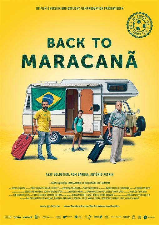 Back To Maracaña : Kinoposter