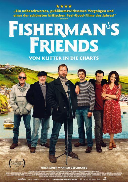 Fisherman's Friends - Vom Kutter in die Charts : Kinoposter