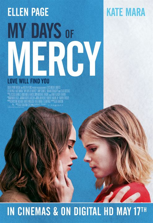My Days Of Mercy : Kinoposter