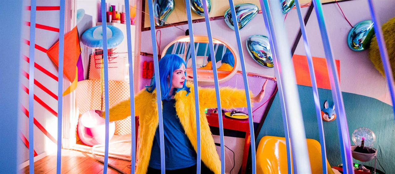 Electric Girl : Bild Victoria Schulz