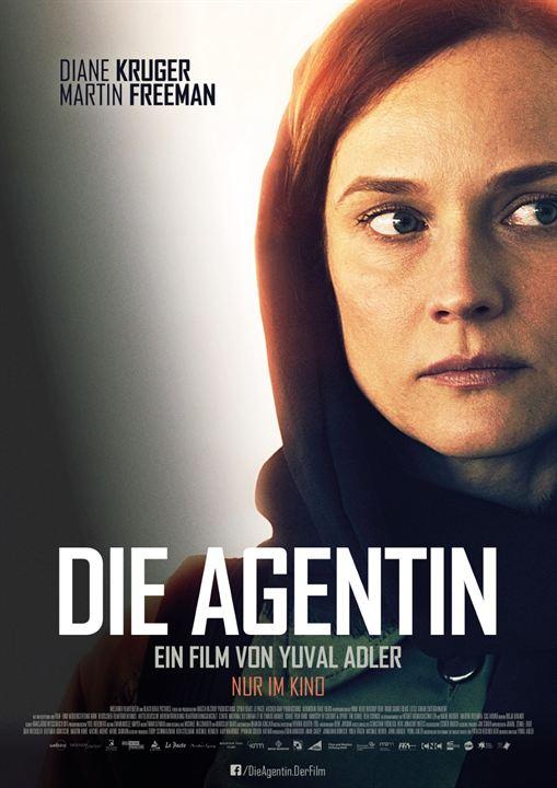 Die Agentin : Kinoposter