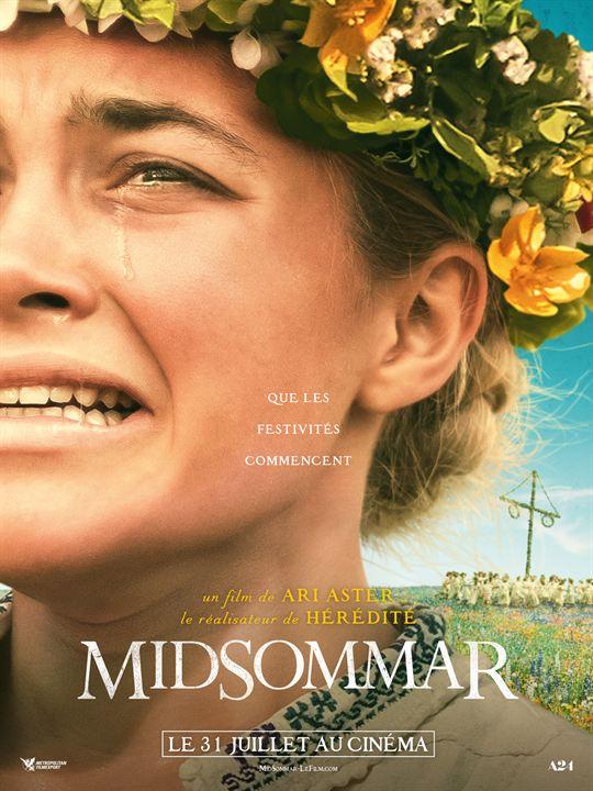 Midsommar : Kinoposter