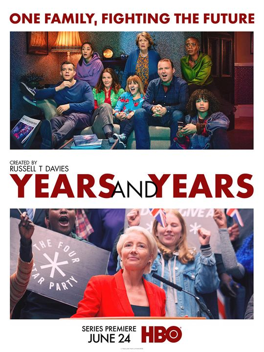 Years And Years : Kinoposter