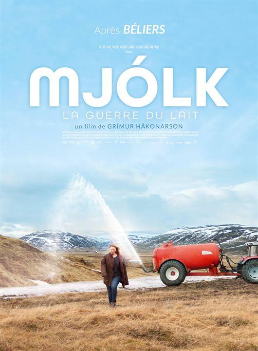 Milchkrieg in Dalsmynni : Kinoposter