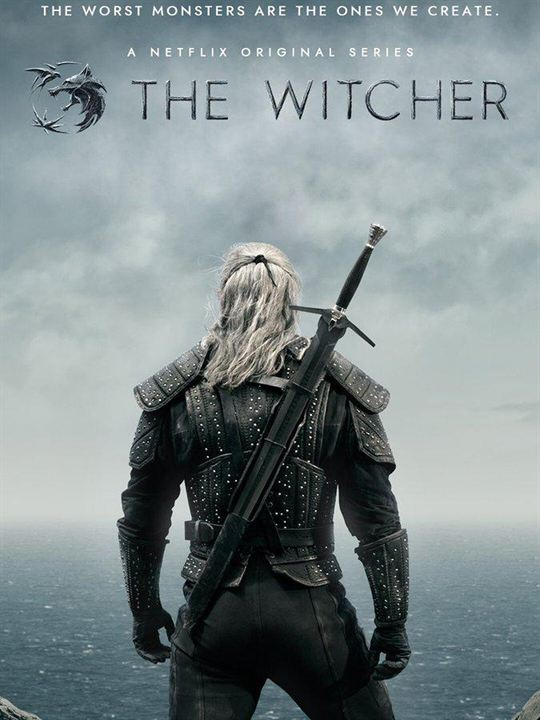 The Witcher : Kinoposter