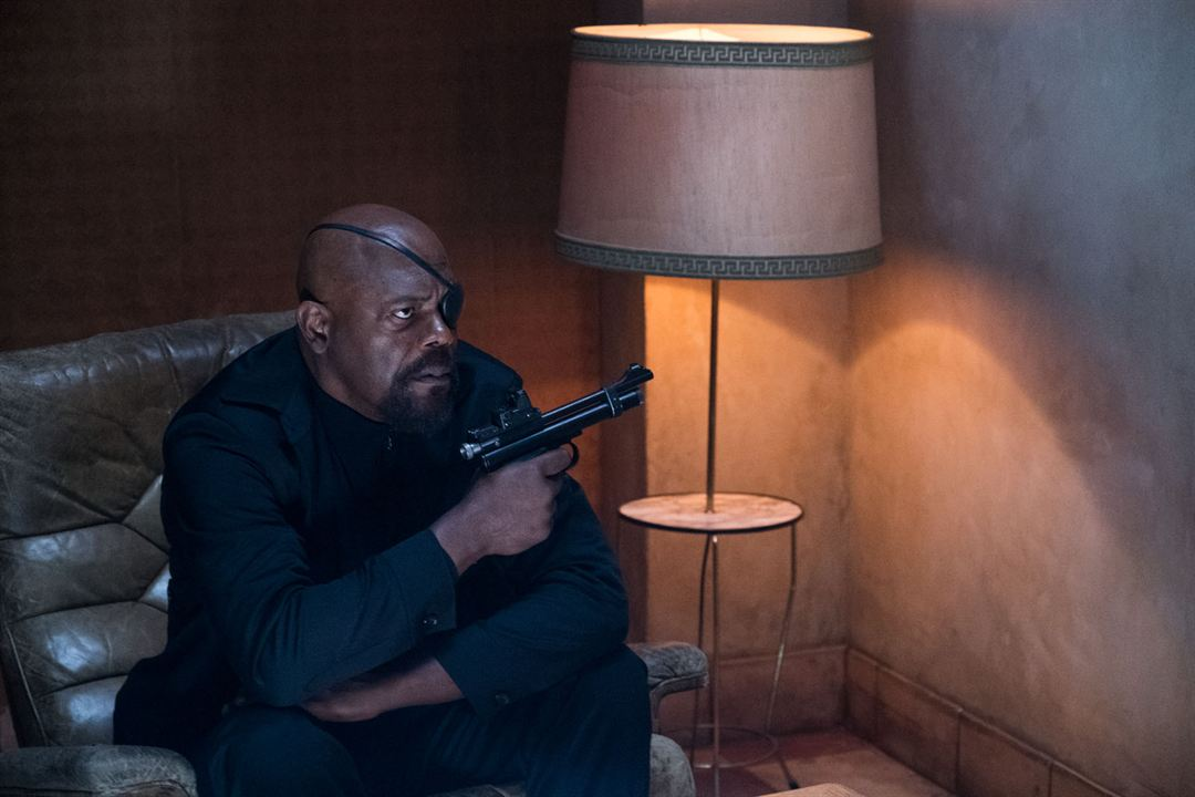 Spider-Man: Far From Home : Bild Samuel L. Jackson