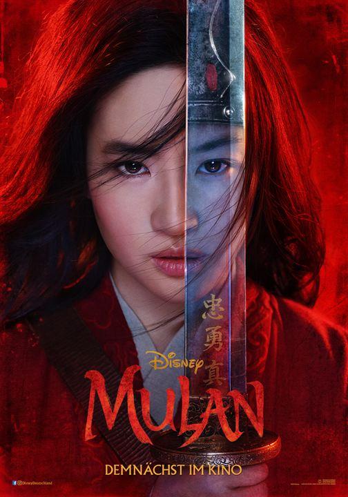 Mulan : Kinoposter
