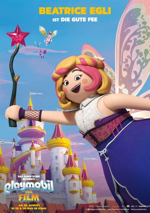 Playmobil - Der Film : Kinoposter