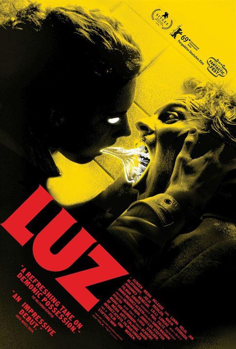 Luz : Kinoposter
