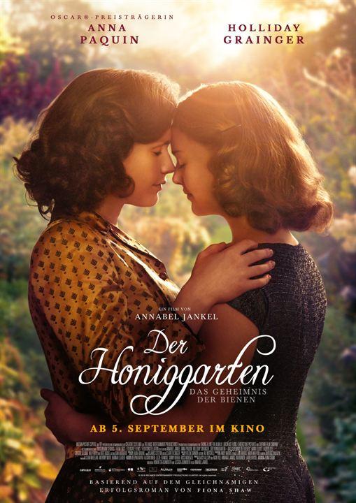 Der Honiggarten - Das Geheimnis der Bienen : Kinoposter