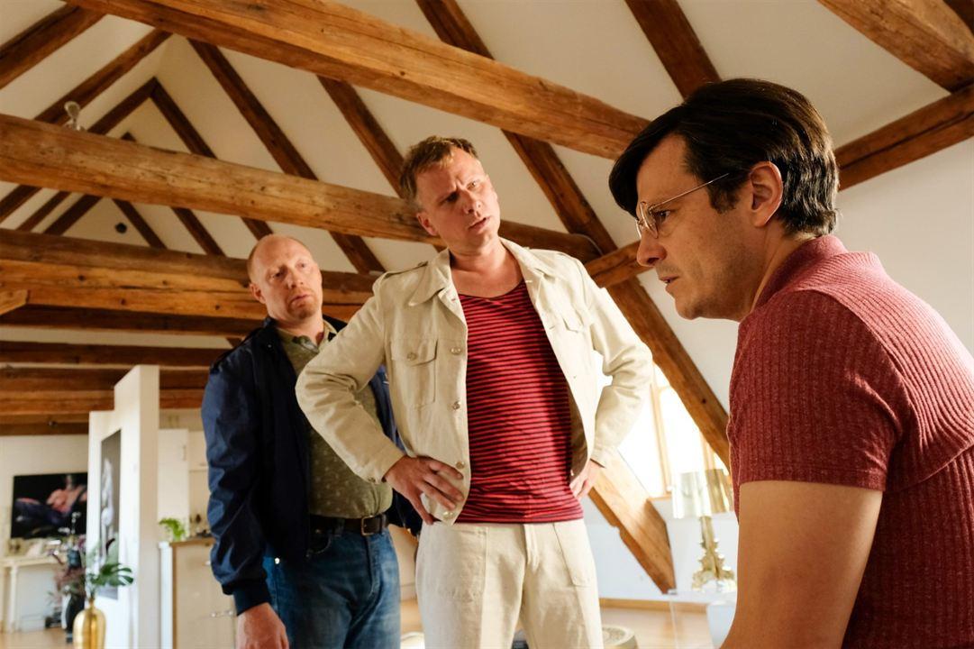 Leberkäsjunkie : Bild Manuel Rubey, Robert Stadlober, Simon Schwarz