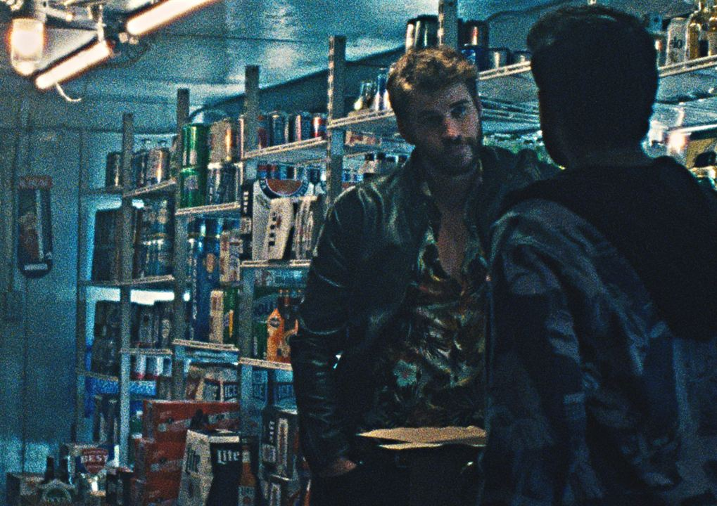 Killerman: Liam Hemsworth