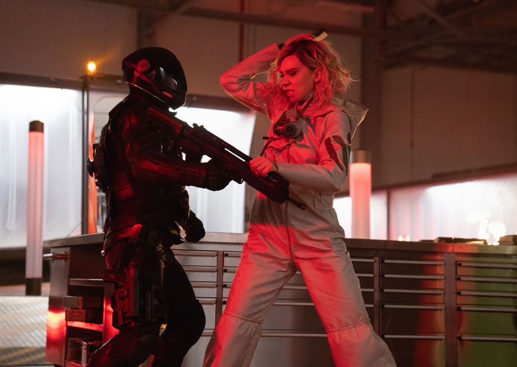 Fast & Furious: Hobbs & Shaw : Bild Vanessa Kirby