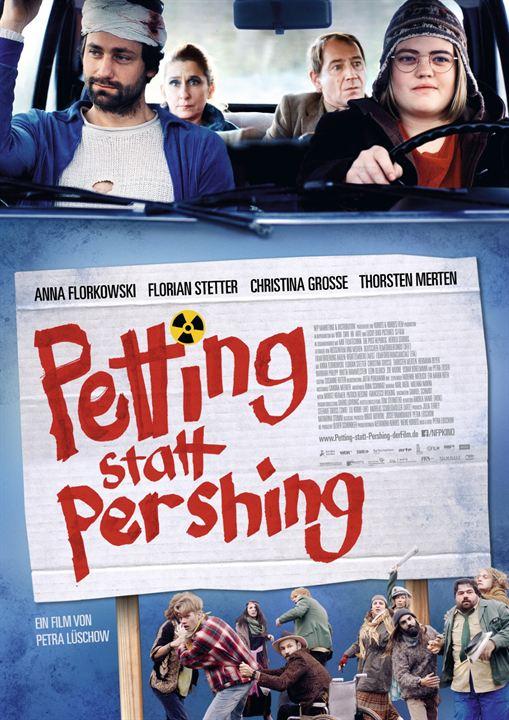 Petting statt Pershing : Kinoposter