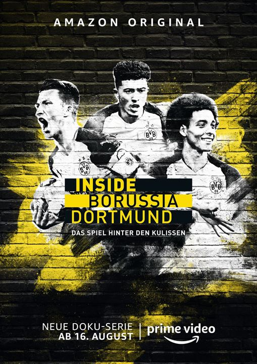 Inside Borussia Dortmund : Kinoposter