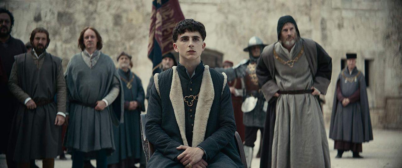 The King : Bild Timothée Chalamet