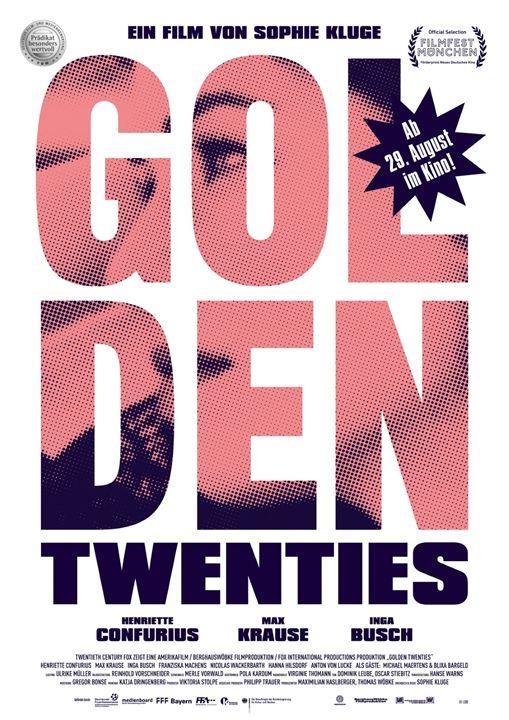 Golden Twenties : Kinoposter