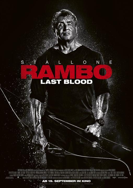 Rambo 5: Last Blood : Kinoposter