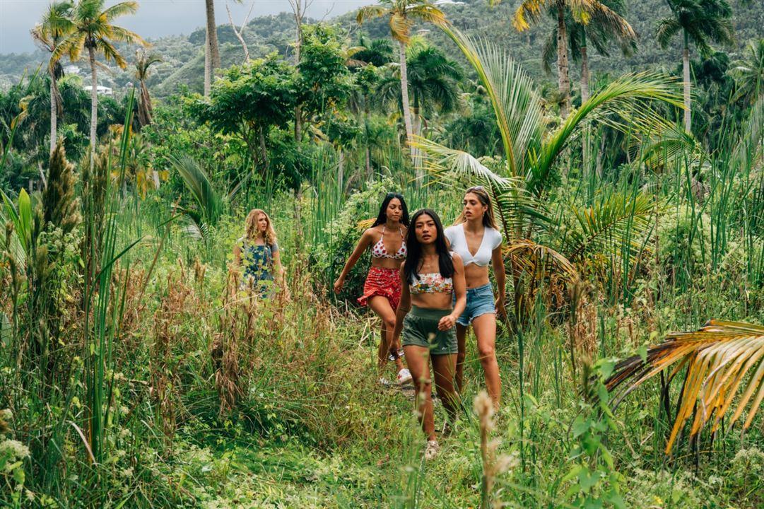 47 Meters Down: Uncaged : Bild Brianne Tju, Corinne Foxx, Sistine Rose Stallone, Sophie Nélisse