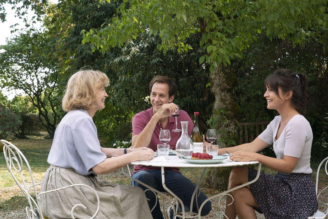 Je voudrais que quelqu'un m'attende quelque part : Bild Aurore Clément, Benjamin Lavernhe, Elsa Zylberstein
