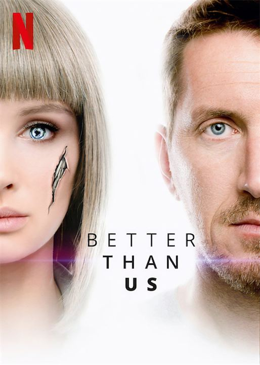 Better Than Us : Kinoposter