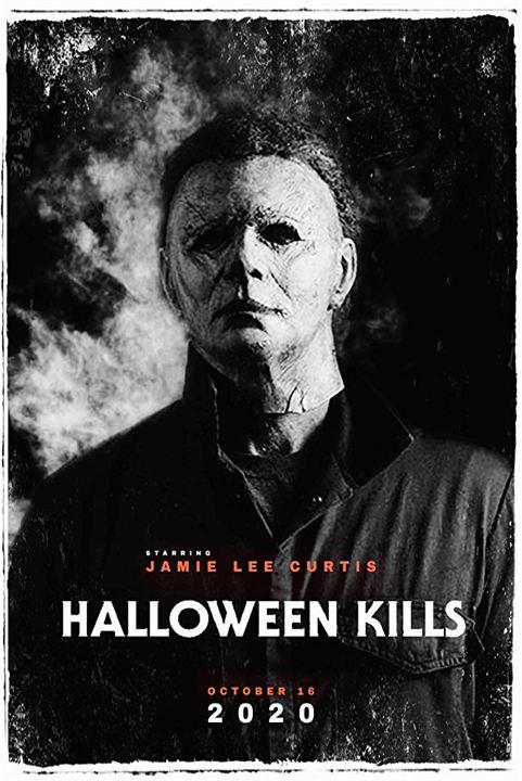 Halloween Kills : Kinoposter