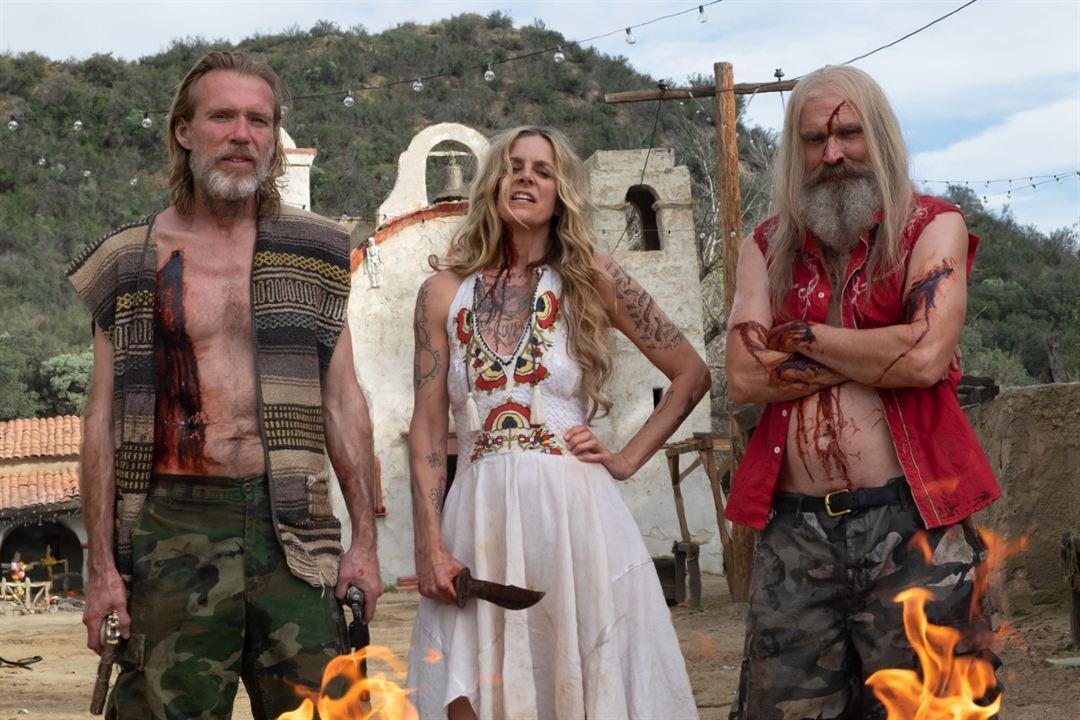 3 From Hell : Bild Bill Moseley, Richard Brake, Sheri Moon Zombie