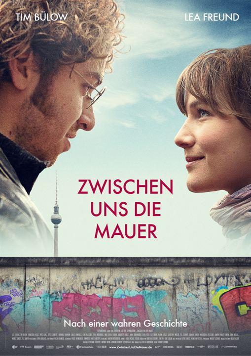 Zwischen uns die Mauer : Kinoposter