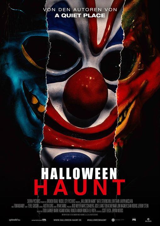 Halloween Haunt : Kinoposter