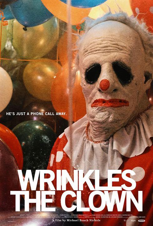 Wrinkles The Clown : Kinoposter