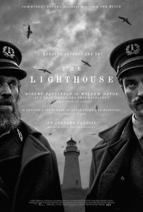 Der Leuchtturm : Kinoposter