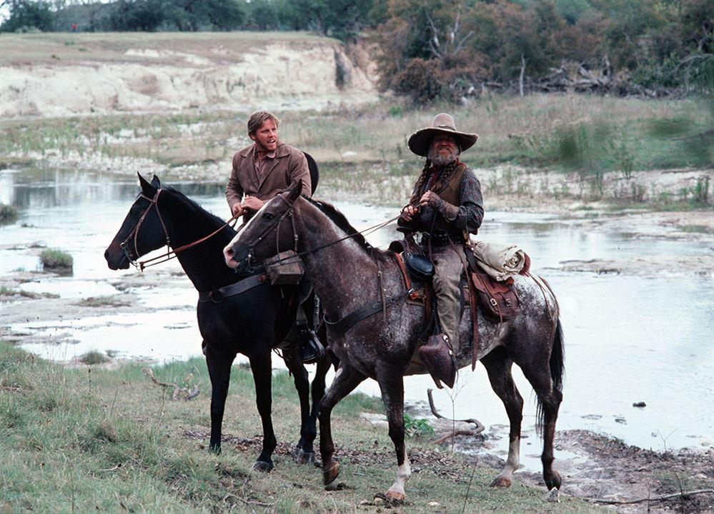Barbarosa : Bild Gary Busey, Willie Nelson
