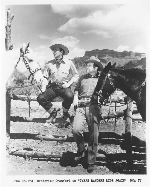 The Texas Rangers Ride Again : Bild