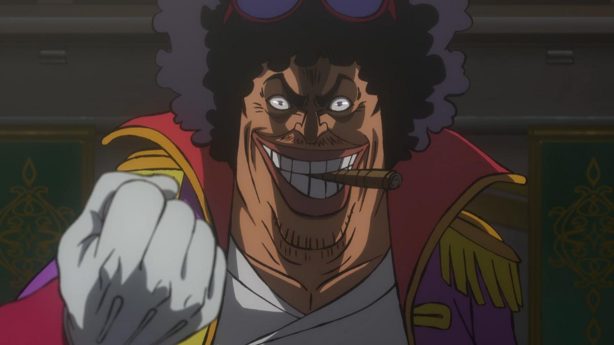 One Piece: Stampede : Bild