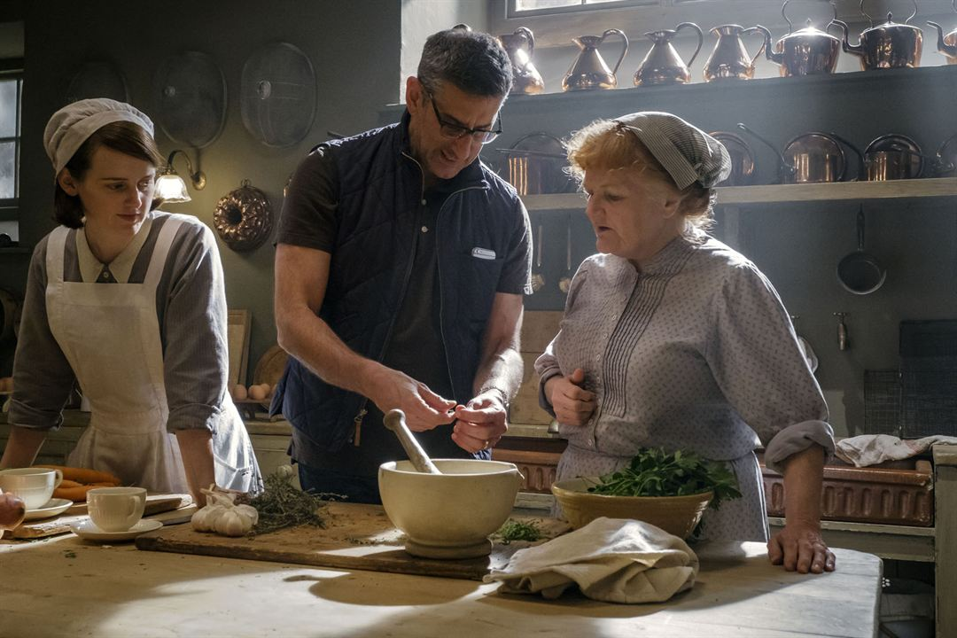 Downton Abbey : Bild Lesley Nicol, Michael Engler, Sophie McShera
