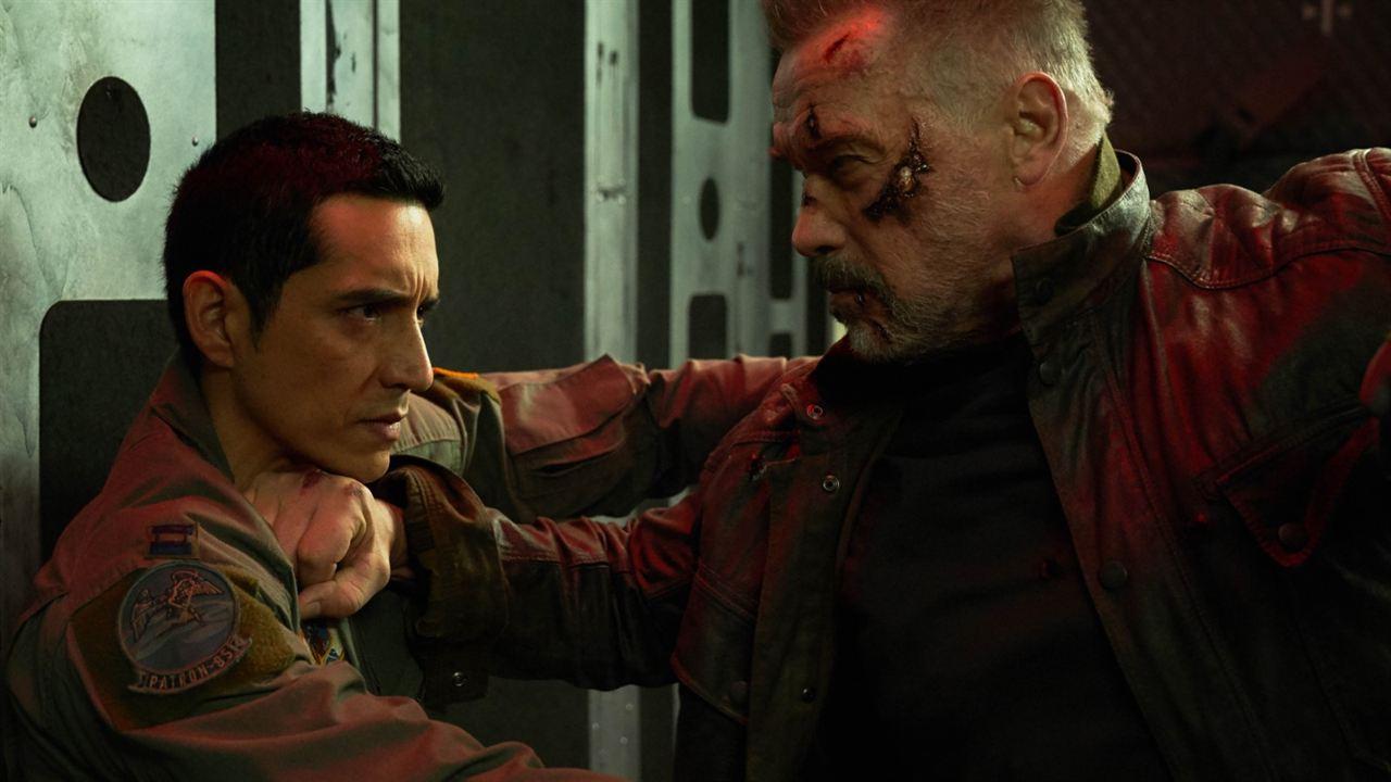 Terminator 6: Dark Fate : Bild Arnold Schwarzenegger, Gabriel Luna