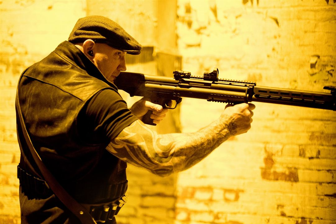 Escape Plan 3: The Extractors : Bild Dave Bautista