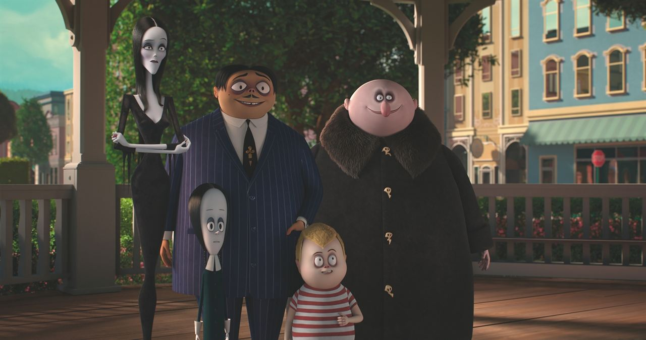 Die Addams Family : Bild
