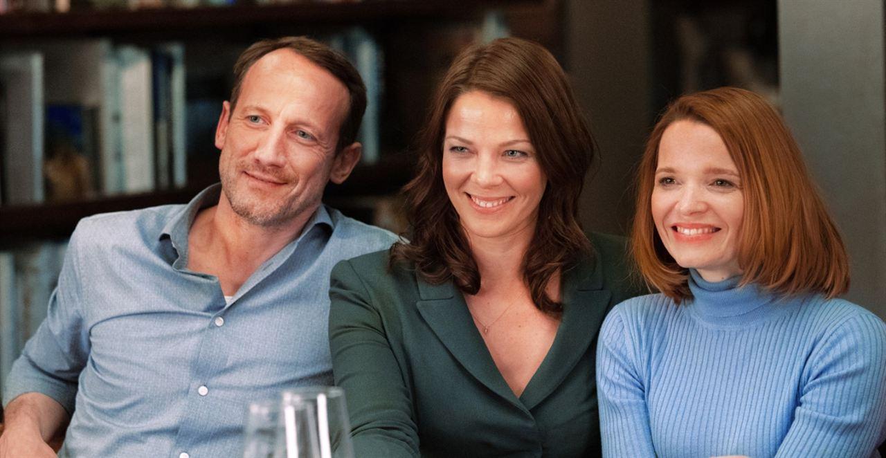 Das perfekte Geheimnis : Bild Jessica Schwarz, Karoline Herfurth, Wotan Wilke Möhring