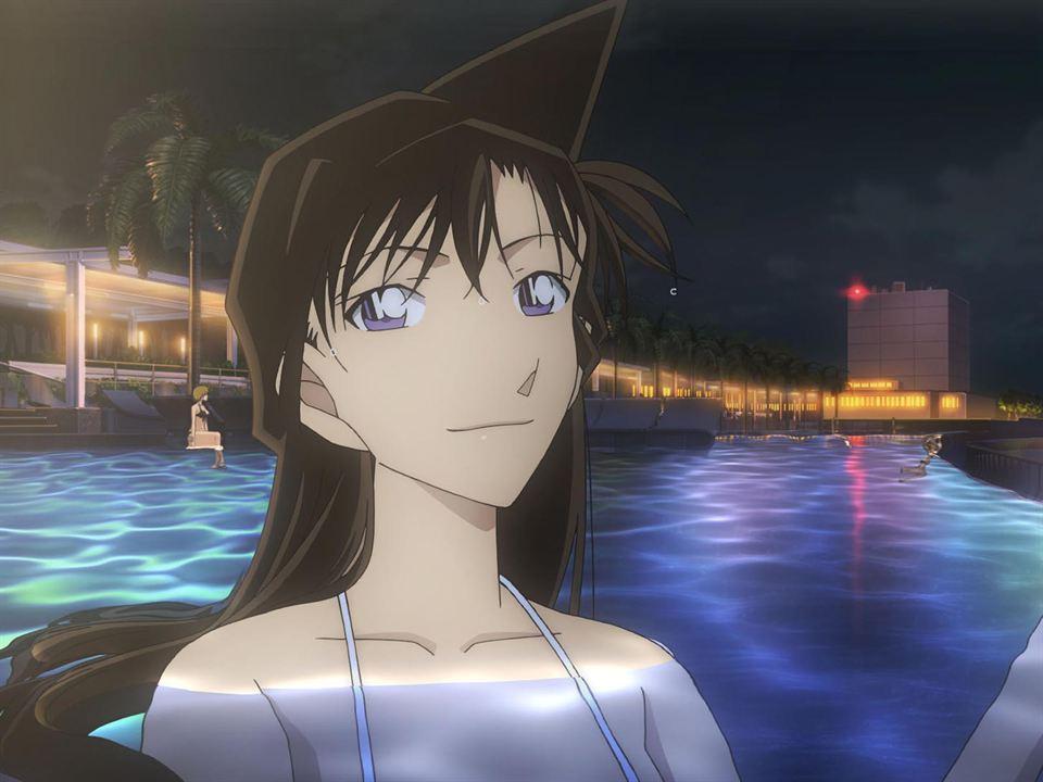 Detektiv Conan - 23. Film: Die stahlblaue Faust : Bild