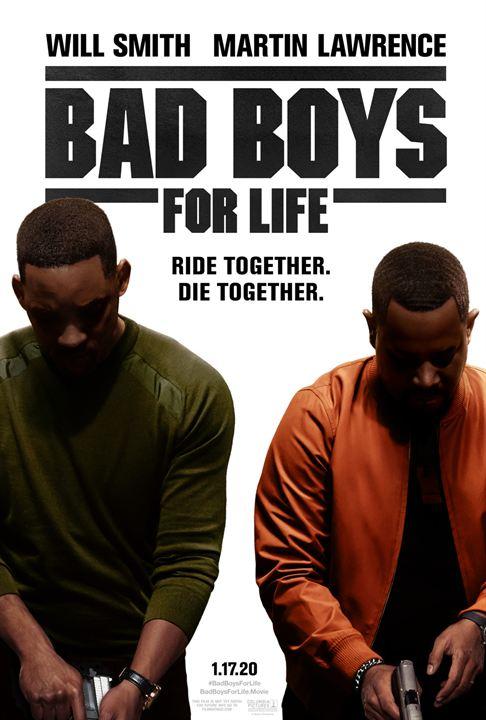 Bad Boys For Life : Kinoposter