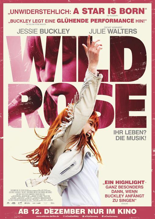 Wild Rose : Kinoposter