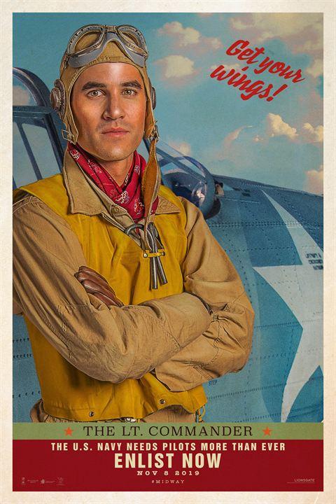 Midway - Für die Freiheit : Kinoposter