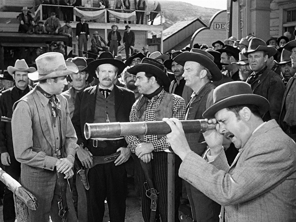 Winchester '73 : Bild James Stewart, Stephen McNally, Will Geer