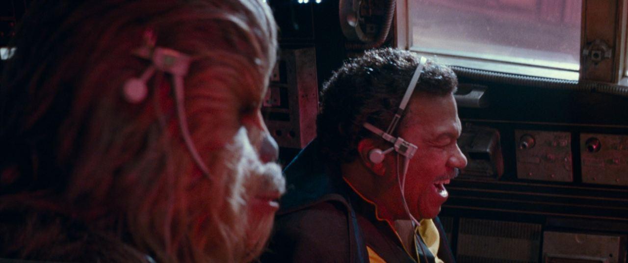 Star Wars 9: Der Aufstieg Skywalkers : Bild Billy Dee Williams