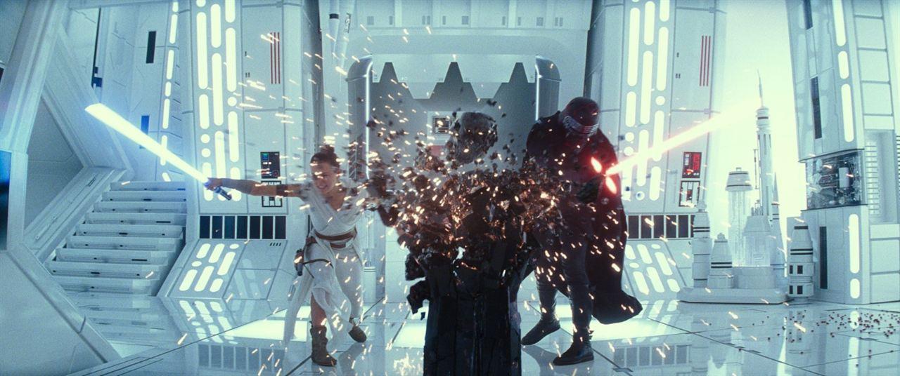 Star Wars 9: Der Aufstieg Skywalkers : Bild Daisy Ridley