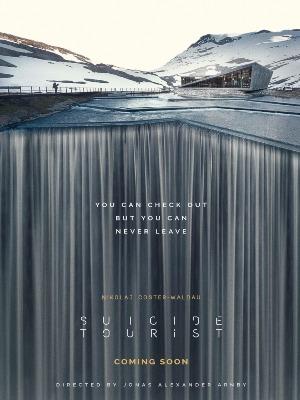 Suicide Tourist - Es gibt kein Entkommen : Kinoposter
