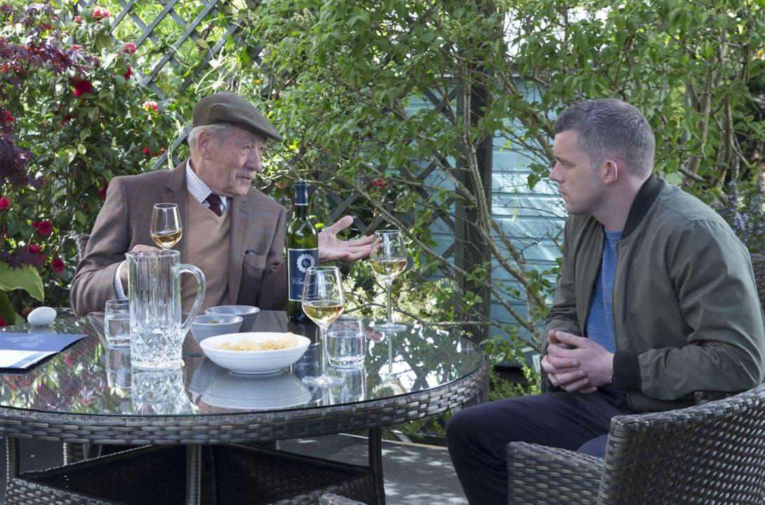 The Good Liar - Das alte Böse : Bild Ian McKellen, Russell Tovey