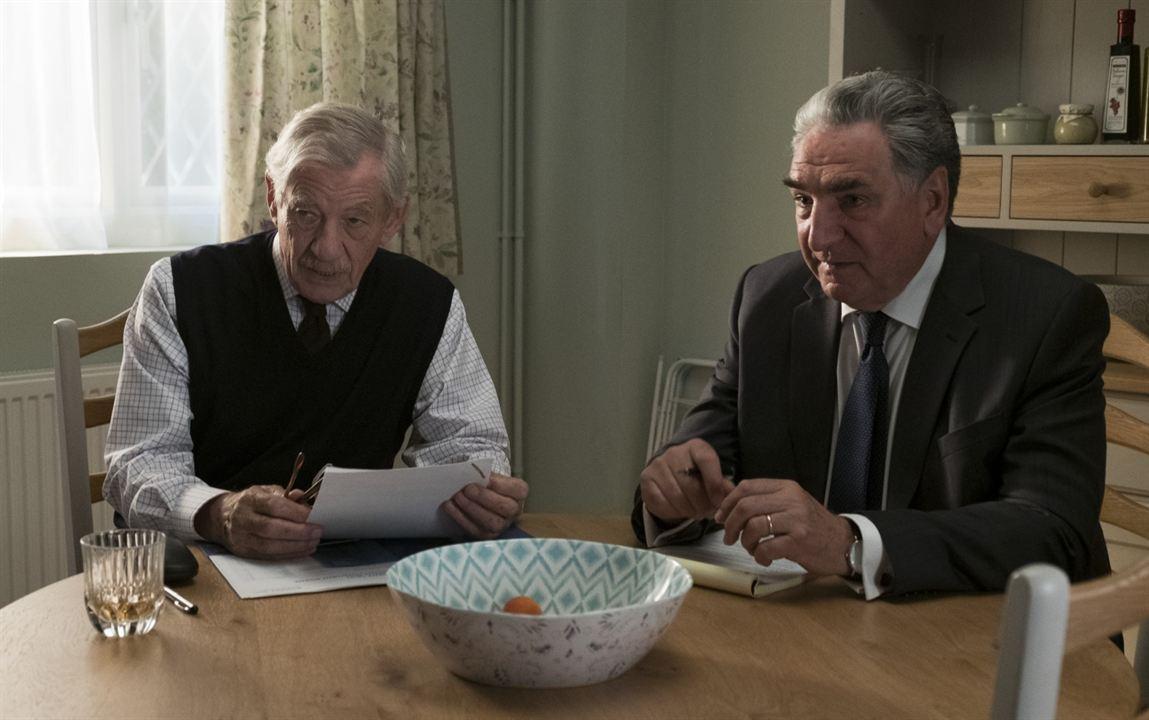 The Good Liar - Das alte Böse : Bild Ian McKellen, Jim Carter